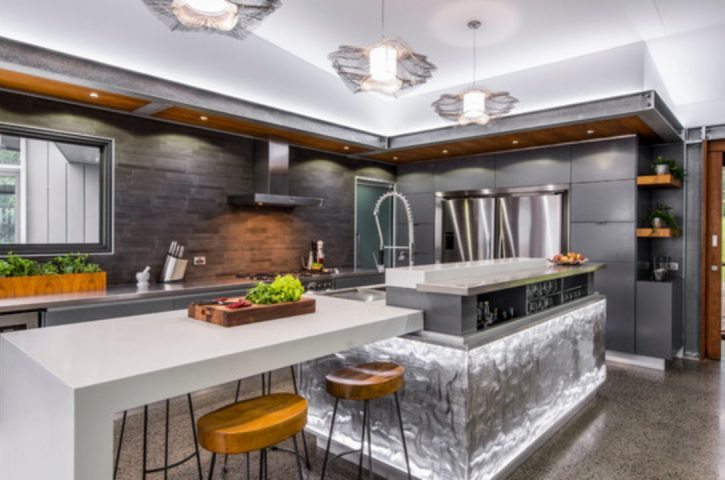 The Most Recent Contemporary Kitchen Designs