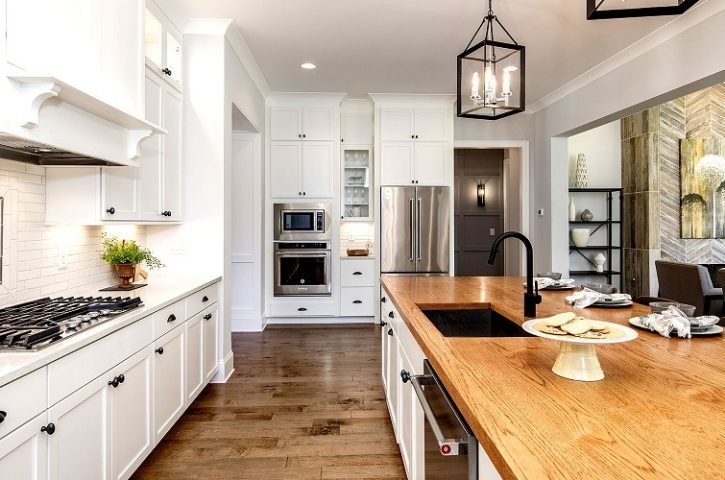 Few Types of Cabinets That You Will Love for Your Kitchen