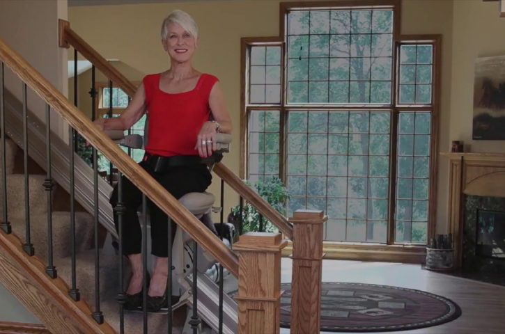 Stairlift Customisation and Installation